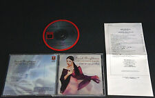 SARAH BRIGHTMAN TIME TO SAY GOODBYE RARE Complete CD Japanese Import Japan