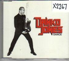 (CL309) Danko Jones, Dance - 2004 CD
