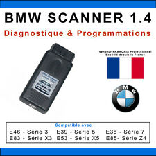 Interface Diagnostic BMW Scanner V1.4 / K+DCAN / K-CAN / OBD2 OBDII ELM327