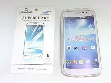 Clear Hybrid TPU Soft Case for Samsung Galaxy Mega 5.8 Duos GT-i9152 GT- i9150