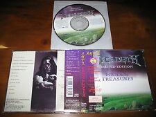 Megadeth / Hidden Treasures JAPAN 12TRX *C