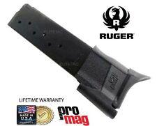Promag RUG17 Ruger LC9 (10) Round Pistol Handgun Magazine Mag Clip Blued Steel