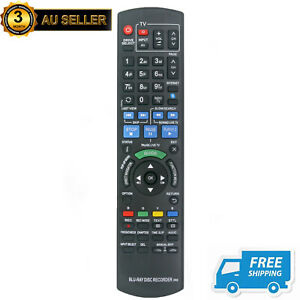 New Remote N2QAYB000755 for Panasonic DMR-BWT700 DMR-BWT800 DMR-PWT500 DMRBWT820