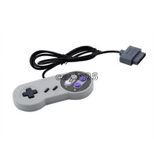 16 Bit Controller for Super Nintendo SNES System Console Control Pad UK