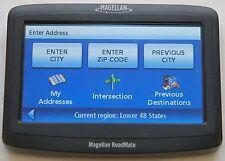 "Magellan RoadMate 1430 4.3"" Car GPS System Portable Navigator US Hawaii Maps -B-"