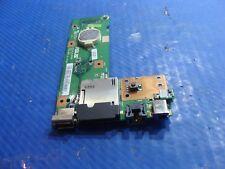 "Asus K52F-BBR5 15.6"" Genuine DC Jack Power Button w/USB LAN Board 60-NXMDC1000"