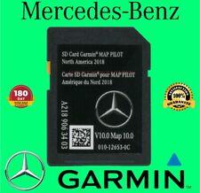 LATEST VERSION Mercedes-Benz A2189063403 Garmin Map Pilot Navigation SD Card