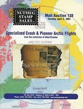 Specialized Crash & Pioneer Arctic Flights, Nutmeg, Sale 138, April 3, 2007