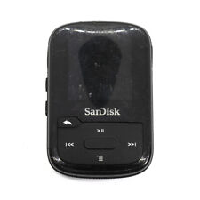 SanDisk - Clip Sport Plus 16Gb Mp3 Player - Blue - Sdmx28-016G-A46B