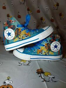 Converse All Star Chuck Taylor Toddler Girls DC Superhero Girls Shoes~size 11