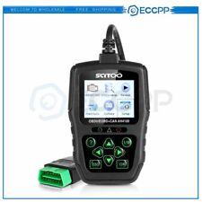 8-18V Battery Car Scanner Diagnostic Code Reader OBD2 OBDII EOBD Tool Brand New