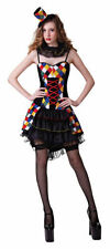 Complete Outfit Fancy Dresses Harley Quinn