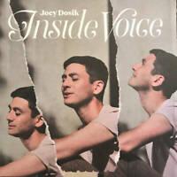 Joey Dosik Inside Voice LP VINYL Secretly Canadian 2018 NEW