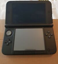NINTENDO 3DS XL CONSOLE - 3 GAMES Included