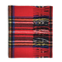 Kiltane of Scotland 100% Lambswool Scottish Tartan Scarf/Shawl -XL Royal Stewart