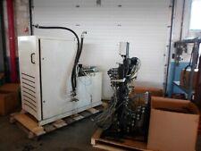 Parker Psuk-101329 78 Lpm 210 Bar Hydraulic Unit W/ 34.5 Kw 1755 Rpm Motor