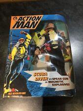 8x6 Prints Action Man Diving and scuba