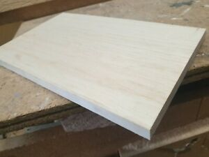 BALSA WOOD blocks (exact size 160mm x 15mm x 300mm) NEW RRP$18
