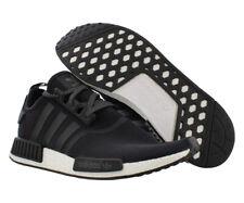 Adidas Originals NMD_R1 Mens Shoes Size 14, Color: Black/Black