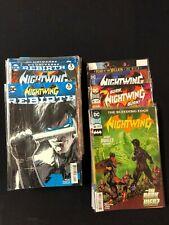 Nightwing Vol.3 # 1 - 62 + Variant # 1  - DC Rebirth