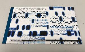 Royal Mail Microcosmos Prestige Mint Stamp Book