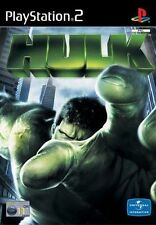 Hulk (PS2), Very Good PlayStation2, Playstation 2 Video Games