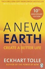 A New Earth by Eckhart Tolle NEW
