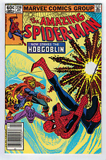 AMAZING SPIDER-MAN #239 9.2 HIGH GRADE 2ND HOBGOBLIN 1983 OW/W PAGES