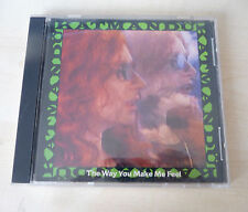 CD KATMANDU - THE WAY YOU MAKE ME FEEL - EPIC 1991