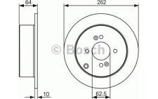 BOSCH Juego de 2 discos freno 262mm MERCEDES-BENZ SPRINTER HYUNDAI 0 986 479 371