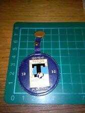 pin badge DISTINTIVO TORINO SALONE INTERNAZIONALE DELLA TECNICA 1952 ISO TC 61