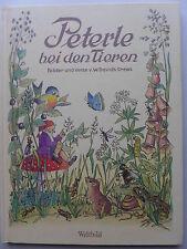 Walter Davids-Drews  - Peterle bei den Tieren