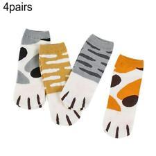 10 Pairs Women Cute Socks Shoes Cute Cartoon Warm Cotton Socks