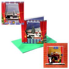 75 Kittens in Christmas Setting Petite Gift Cards XG0033