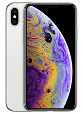 New Apple iPhone XS 512GB Silver MT9M2B/A LTE 4G Sim Free Unlocked UK