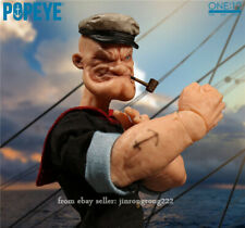 "Perfect Mezco Toyz 76470 1/12 Popeye 6"" Action Figure In Stock"