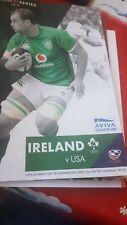 Ireland v USA 2018