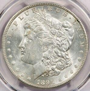 1894-O 1894 Morgan silver Dollar PCGS AU58