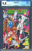 Youngblood 0 (Image) CGC 9.8  White Pages Rob Liefeld Green Logo with coupon