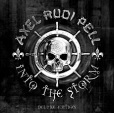 AXEL RUDI PELL 2CD INTO THE STORM DELUXE EDITION NEU & OVP !!!