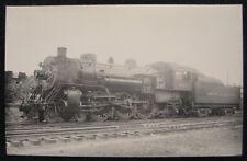 Boston & Albany Locomotive #551 RPPC Postcard Ferroviagraph by Phil H. Bonnet