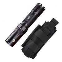 Combo: Nitecore EC23 Flashlight w/ NCP30 Tactical Holster