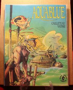 Dark Horse Comics - Aqua Blue Graphic Novel (1988)