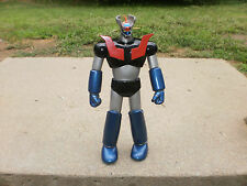 MAZINGER Z 14 INCH PLASTIC ACTION FIGURE MEDICOM 1998 EXCELLENT CONDITION!
