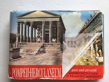Pompeii Herculaneum Past and Present With Reconstructions of the Ancient Monumen