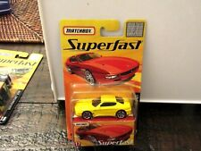 Matchbox Superfast 2004 Issue No 17 Ferrari 456 GT Yellow - Sealed Blister
