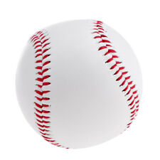 """Pro 9"""" White Official Baseball Ball for Adult/Youth League Recreational Play"""