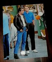 """Color 8 x 10 AUTOGRAPHED Hand Signed HENRY WINKLER """"The Fonz"""" HAPPY DAYS"""