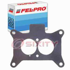 Fel-Pro Carburetor Mounting Gasket for 1964-1971 Mercury Colony Park 6.4L pv
