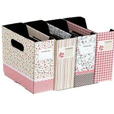 Hot Sell Cosmetic Stationery Table Paper Board Storage Box Decor Organizer